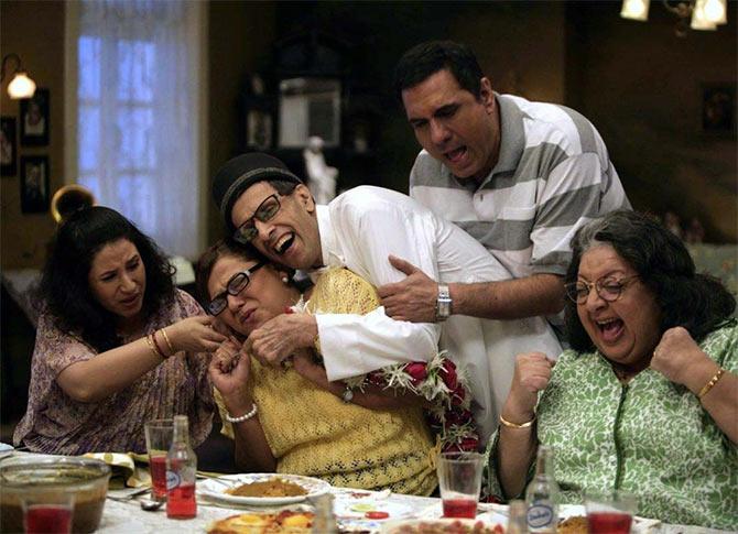 Parsi Family