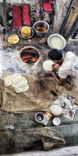 Famous Mughal bread