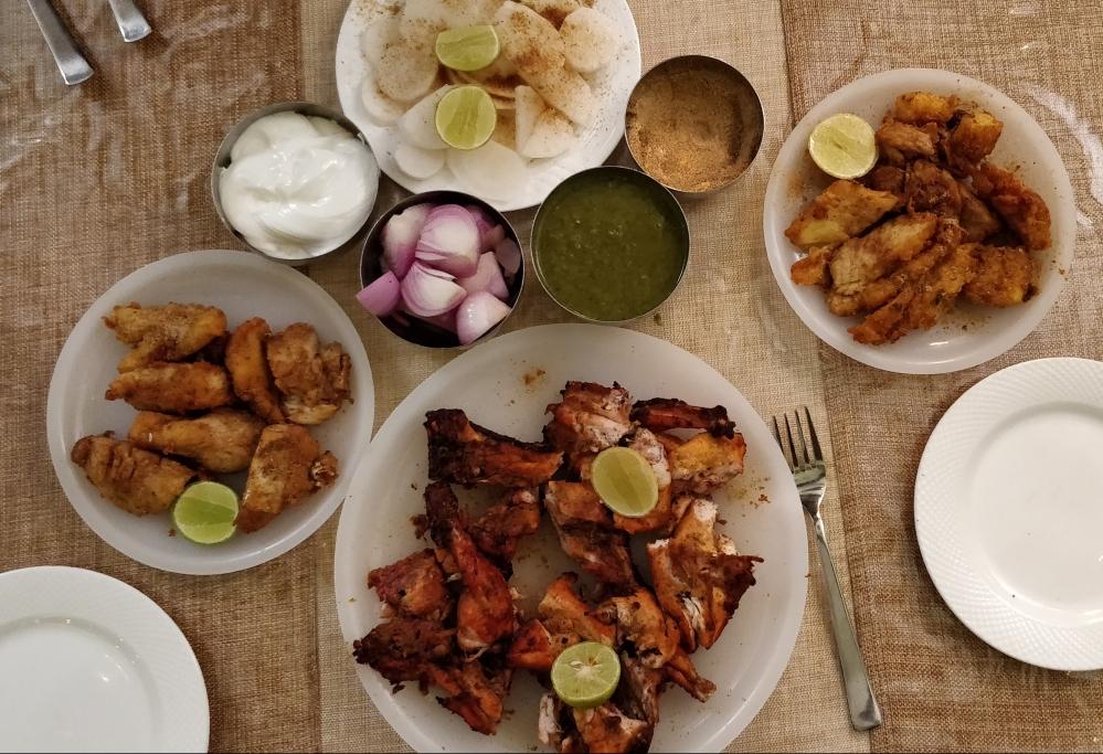 Makhan Fish and Chicken Corner, Majitha Road